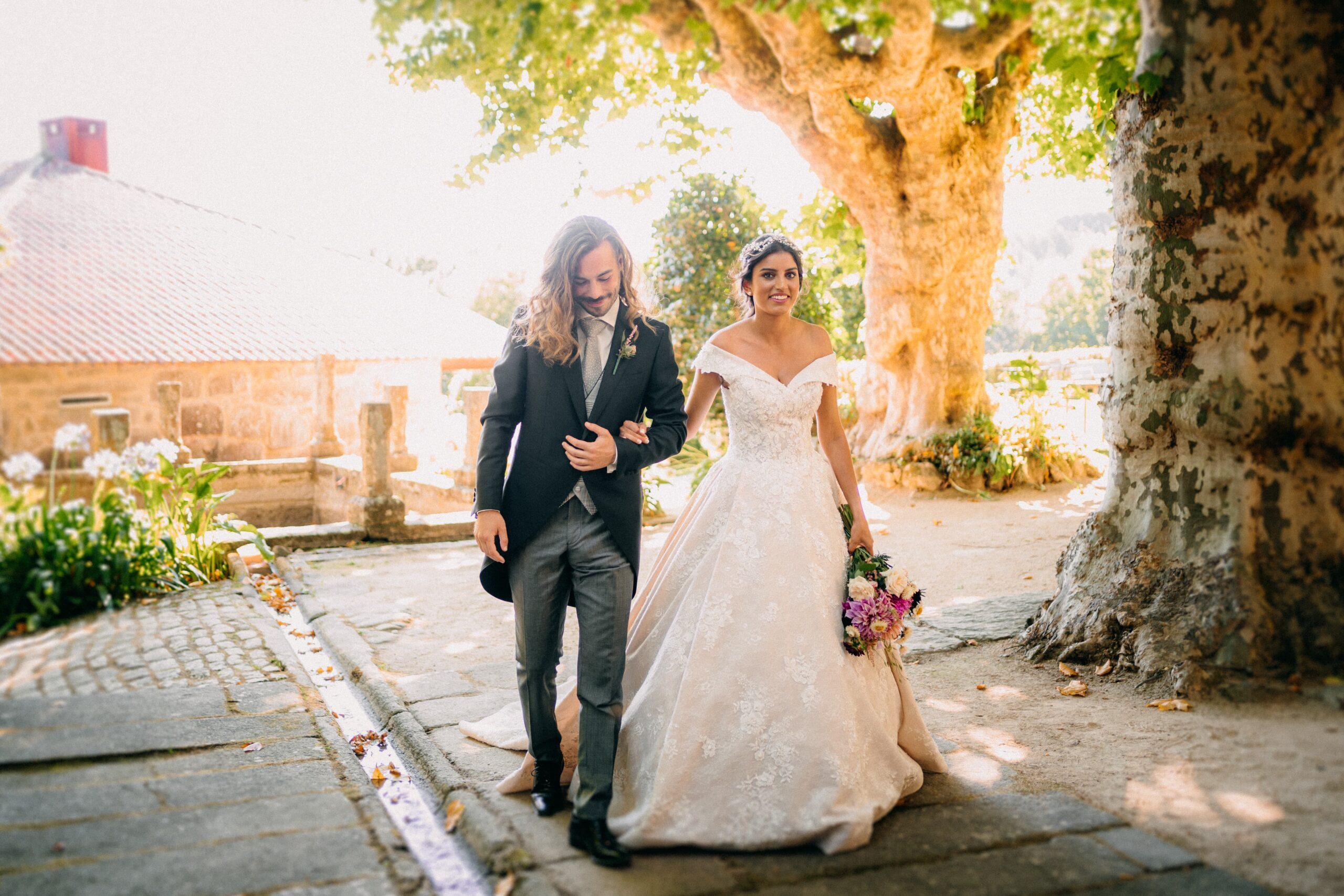 Inspiración para una boda en el Pazo de Cea