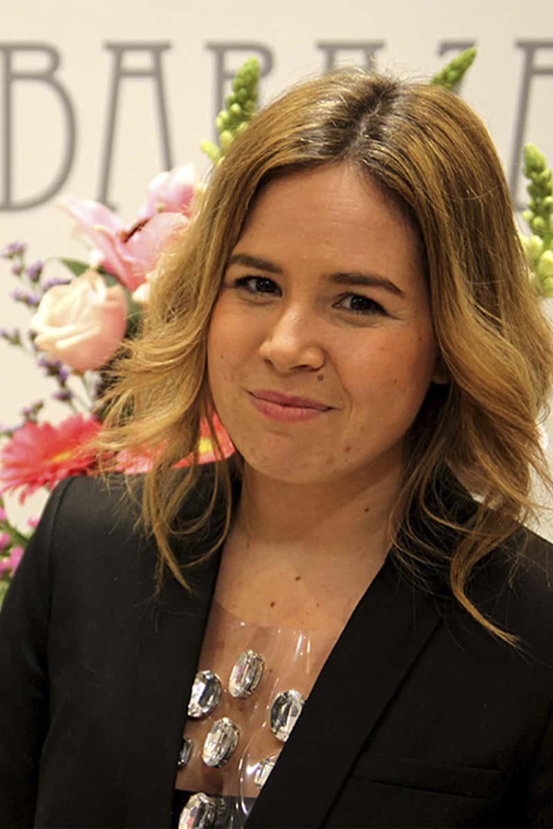 María Baraza, diseñadora