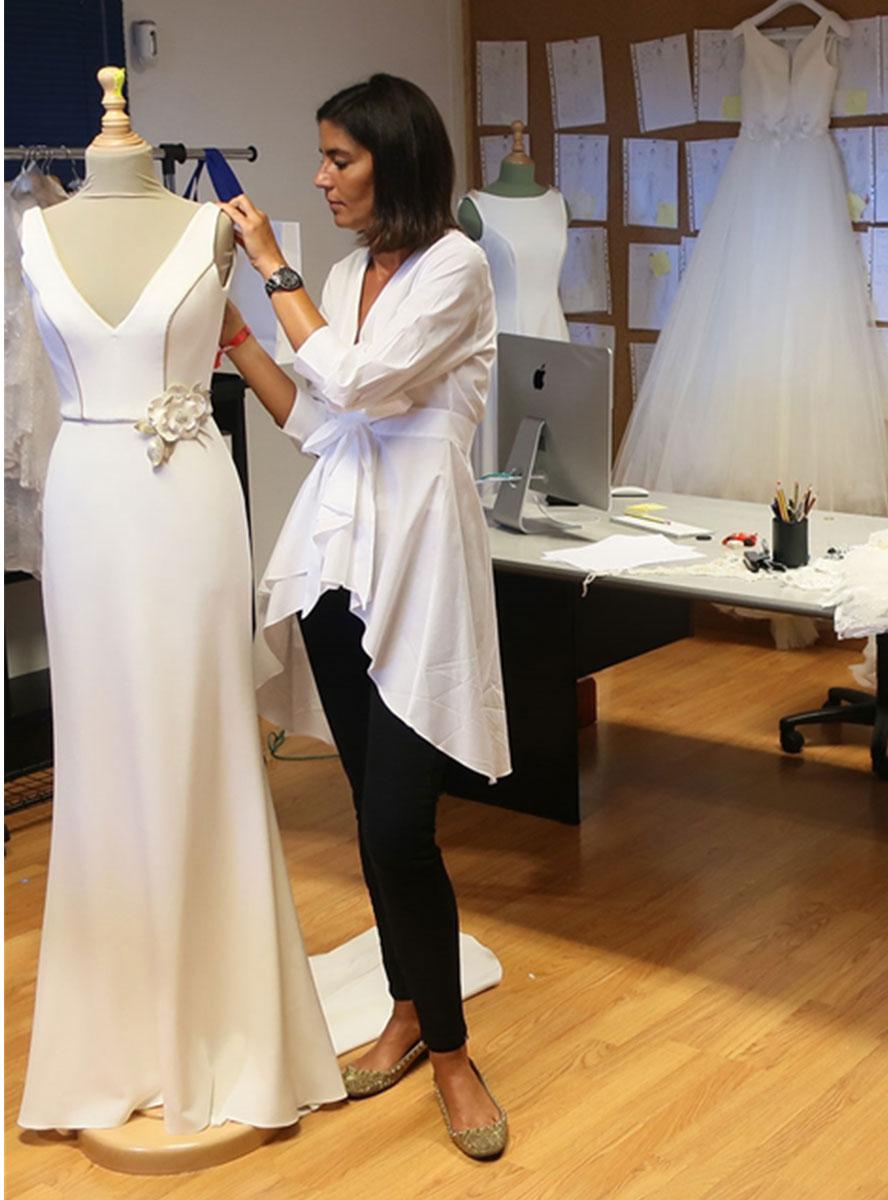 Silvia Fernández, diseñadora